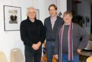 Vernissage de l'exposition Imagerie Normande