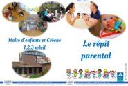Le répit parental à la crèche 123 soleil de Montivilliers